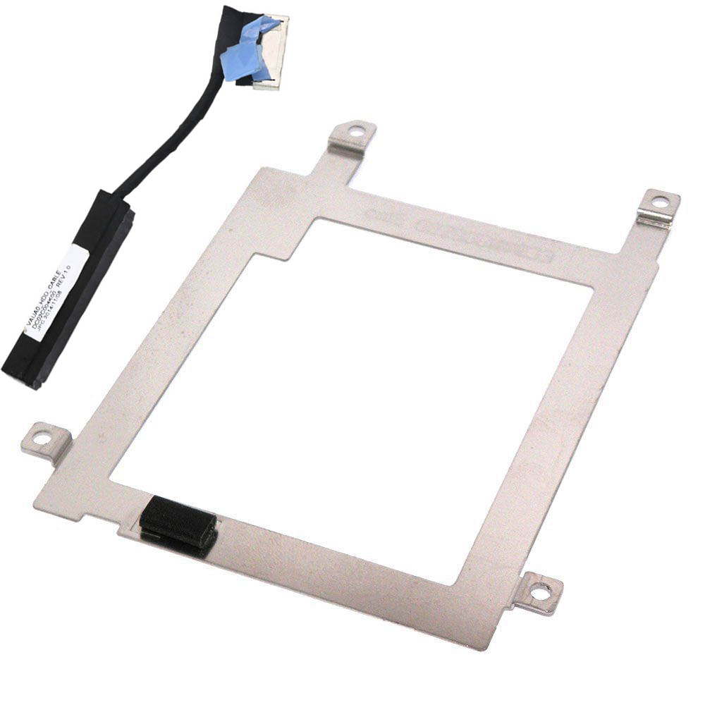 Hard Drive Caddy Bracket+ HDD Cable Connector for Dell Latitude 7440 E7440 ...