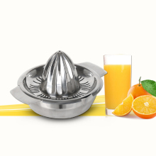 Stainless Steel Manual Press Juicers Orange Citrus Fruit Juicers Squeezers Child Healthy Life Portable Juicer Machine xiaomi ocooker portable juicer baby fruit and vegetable cooking machine point switch 304 stainless steel 8 seconds soup machine