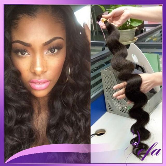 Cheap Remy Thick Tissage Human Hair Wet N Wavy Hair Weave Aofa Hair