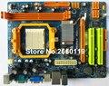 Madre de escritorio para sistema mainboard BIOSTAR MCP6P M2 + AM2 + DDR2 probó completamente y calidad perfecta