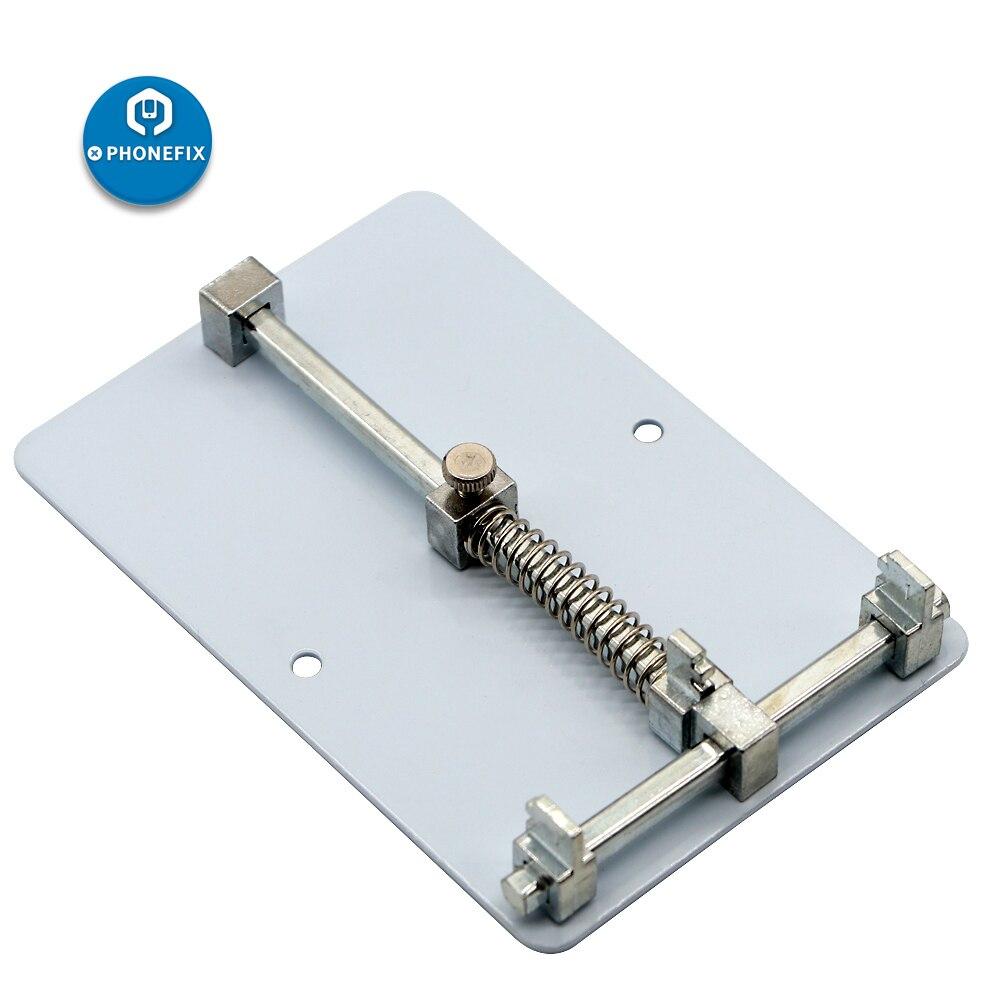 Aletler'ten Elektrikli Alet Setleri'de PHONEFIX JM Z15 hassas PCB fikstürü tutucu telefonu devre lehimleme onarım tutucu iPhone anakart için lehimleme onarım title=