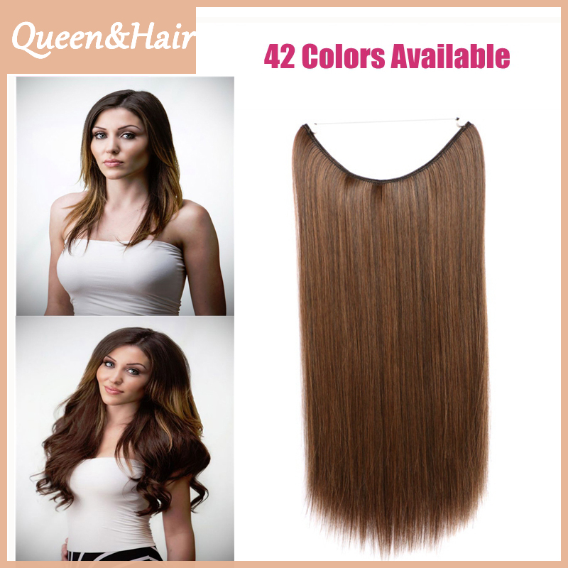 2016 new halo hair extensions 22inch 55cm 80g straight hair extensions hairpiece hair pieces. Black Bedroom Furniture Sets. Home Design Ideas