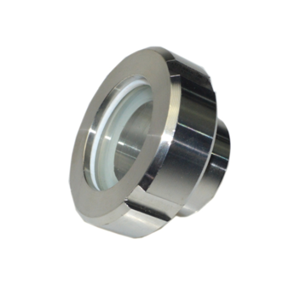 Pipe Fittings /& Accessories 1-1//4-4 Color : 32MM Sanitary Sight Glass Stainless Steel SS316 Circular Viewing 32-102mm