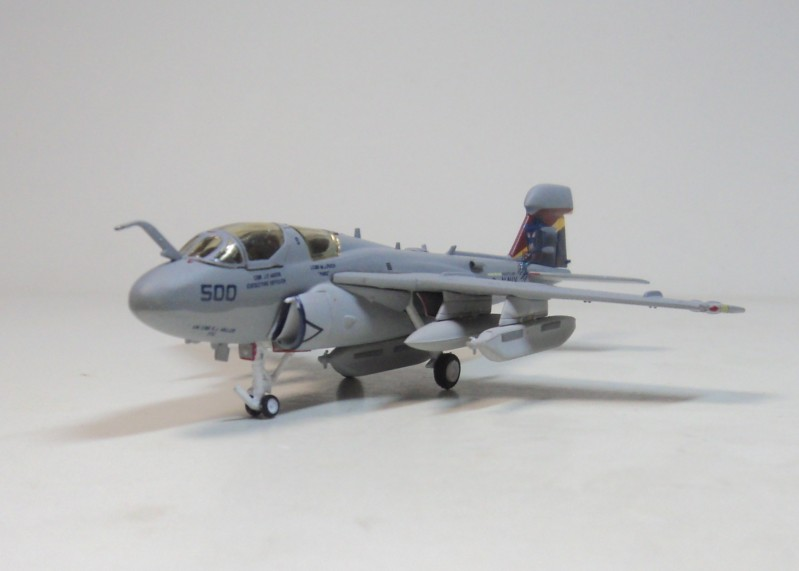 EA-6B PROWLER US 1:200 Navy Hogan US Navy fighter aircraft model ana ys 11 alloy hogan 1 200 ja8756 ana aircraft model
