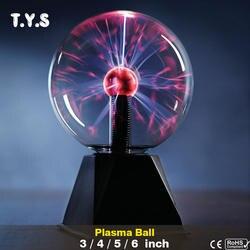 Сенсорный сенсор Сферический магический плазменный шар новинка, со стразом лава лампа творческий свет Выпускной малыш Декор ко дню