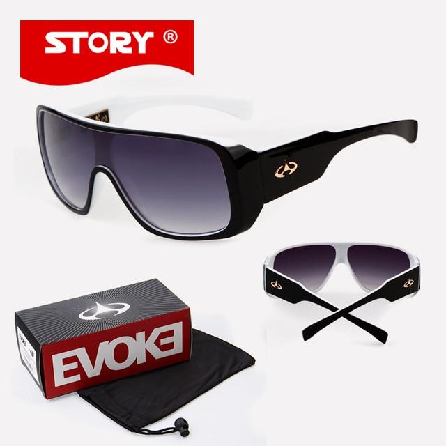Story With Original Case Evoke outdoors sport eyewear Sunglasses men  Amplifier women sun glasses oculos masculino gafas de sol f498cc7f54