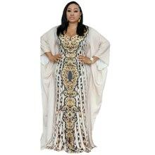 אורך 152cm חזה 104cm אפריקאי שמלות לנשים אפריקה בגדים מוסלמי ארוך שמלת אורך אופנה אפריקאי שמלת עבור ליידי
