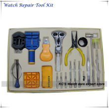 High Quality 20 IN 1 Watch Building Kit Watch Repair Tool Kits Watch Back Removal Tool