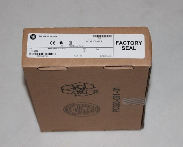 US $875 0 |Aliexpress com : Buy 1747 L532 New Original Factory Seal for AB  Allen Bradley MicroLogix PLC from Reliable seal suppliers on Starhead