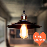 현대 크리 에이 티브 펜 던 트 조명 산업 교수형 램프 lustres 드 sala 철 대형 e27 led 조명 베란다 & 바 & 다이닝 룸 cydd009c