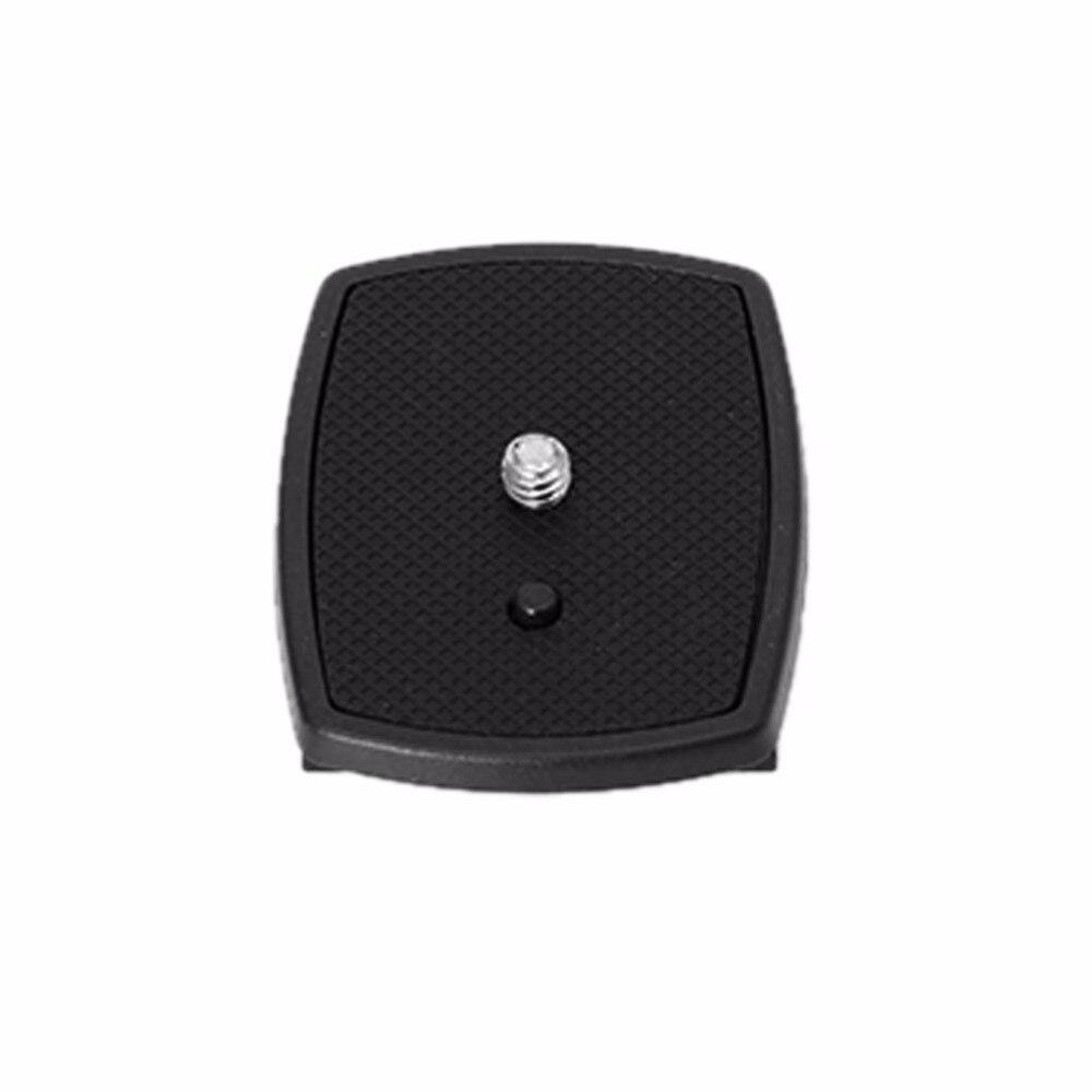 Stativ Schnellwechselplatte Schraube Adapter Mount Kopf für DSLR Digitalkame