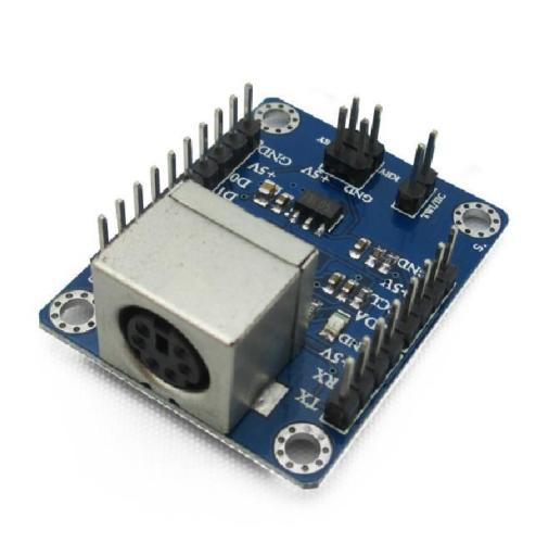 PS2 Keyboard Driver Module Serial Port Transmission Module for arduino AVR new