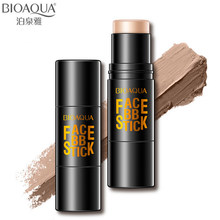 BIOAQUA Dubbele Perfect cover BB Cream Whitening Highlight Contour Gezicht Crème Natual Concealer Potlood Make Stok(China)