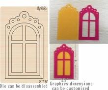 Decoration DIY wooden  die cutting accessories Regola Acciaio Die Misura ,MY