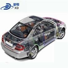 Для Cadillac CT6 Автомобильная уплотнительная лента 301