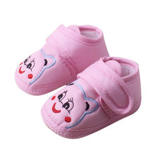 TELOTUNY Baby shoes newborn Boys Girls Soft Sole Prewalker Warm Casual Flats Shoes Cotton Fabric Suit for 0-18Month C0828(China)