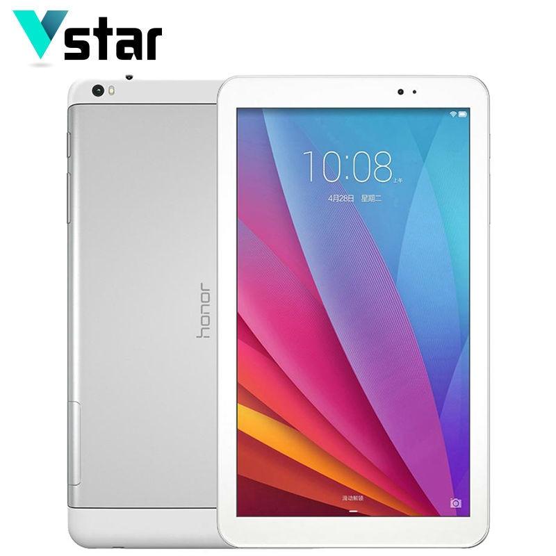 Original Huawei Honor Play Note LTE/WIFI 16GB ROM 2GB RAM Android Tablet PC 9.6 Inch Snapdragon 410 Quad Core 4800mAh Camera GPS original 8 inch lenovo yoga tablet 3 yt3 850f qualcomm apq8009 quad core 2gb 16gb android 5 1 tablet pc 8mp rotation camera