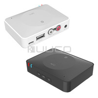 Wireless Bluetooth V3 0 Music Receiver Hifi Stereo Audio System Music Adapter USB Charger For Mobile