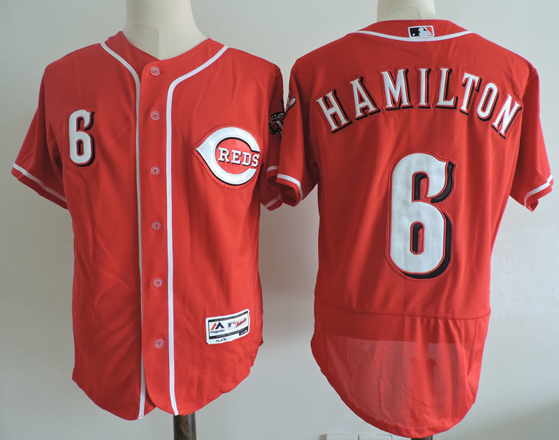 MLB Mens Cincinnati Reds Joey Votto Billy Hamilton jerseys