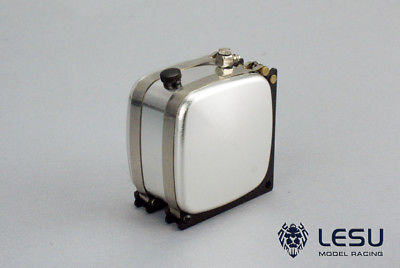Metal LESU 36MM Hydraulic Fuel Tank for Model Car 1/14 RC Dump Truck TAMIYA DIY цены