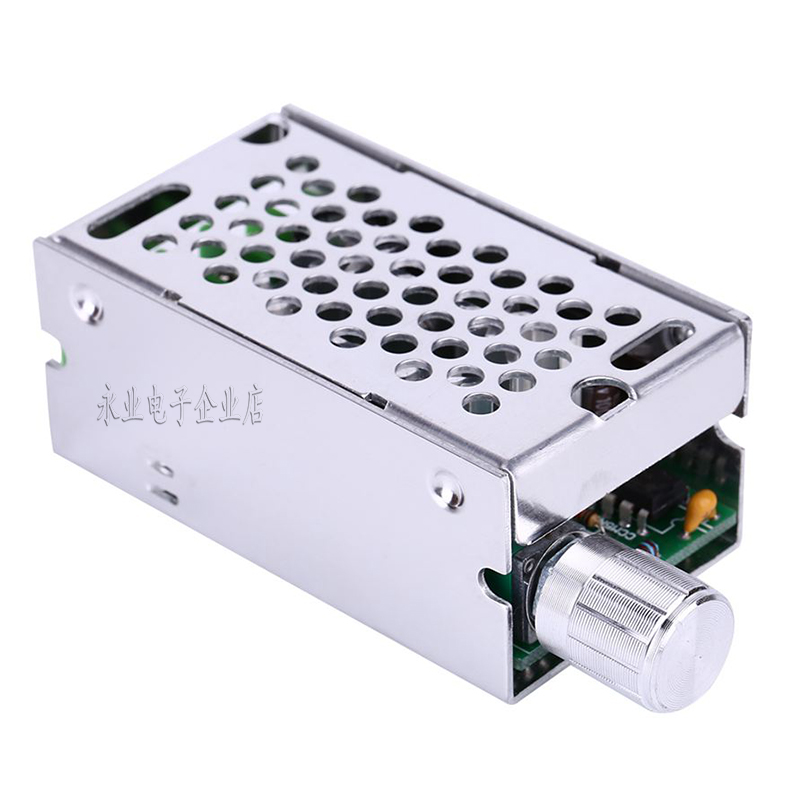 Integrated Circuits Enthusiastic 1 Set Ccm5nj Dc Brush Pwm Motor Speed Controller Switch Regulator 12v/24v/36v/60v