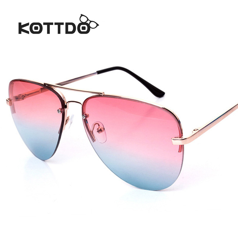 Rimless Glasses Compression Sleeves : ? ?2017 new arrive men ? fashion rimless sunglasses women ...