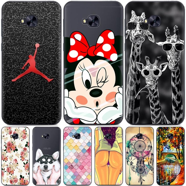 1823a14b9 Fundas Asus ZenFone4 Selfie Pro ZD552KL case silicon soft tpu cool pattern  cover for Asus Zenfone 4 Selfie case 5.5 ZD552KL case