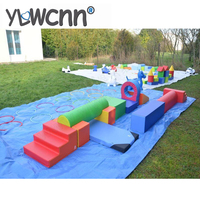 toddler Soft Play sets kids soft play gym equipment junior parcour baby park module motricite INA171079