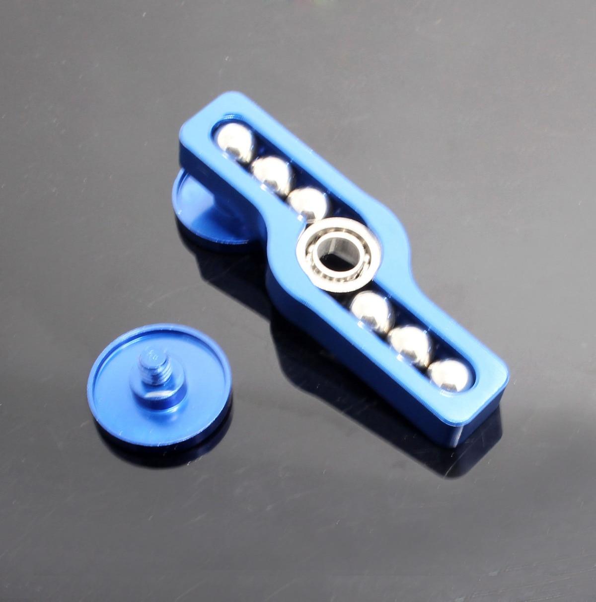 Fidget Spinner Hand Spinner Desk Anti Stress Ball Finger Spin Spinning Top EDC Sensory Aluminum Alloy Toy