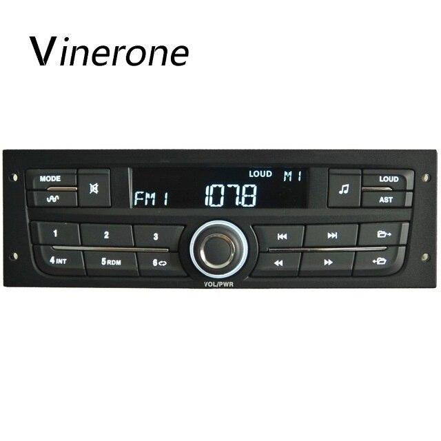 Autoradio 1 Din FM USB AUX voiture lecteur MP3 autoradio 1din Auto Radio