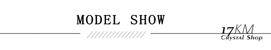 MODEL SHOW模特秀