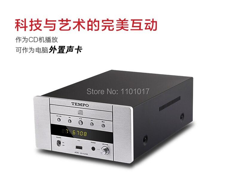 Shanling TEMPO EC2C CD HDCD player USB DAC HIFI EXQUIS čitanje USB - Kućni audio i video - Foto 3