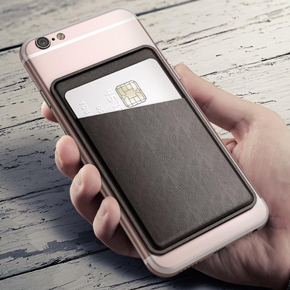 dodocool Ultra slim Self Adhesive Credit Card Holder Stick on Wallet ...