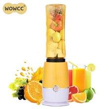 Kreative Elektrische Juice Entsafter Mixer Küche mixer Trinken Flasche Smoothie Maker Fruchtsaft-hersteller Eu-stecker