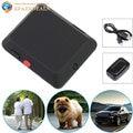 Latest Version X009 Car GSM Monitor Kid Pet Elderly Tracker SOS Mini Camera Sim Card Video Recorder GSM 850/900/1800/1900MHz