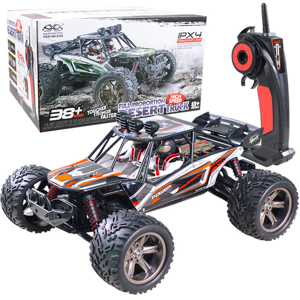 1:12 4WD RC Cars 2.4G Radio Control RC Cars Toys High speed Truck Off-Road Electric Vehicle Toys for Children