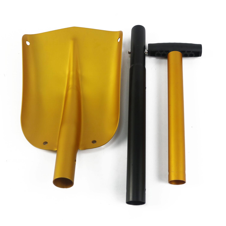 Camping Shovel Survival Shovel Upscale Outdoor Folding Shovel Survival Camp Spade Tool Snow Shovel