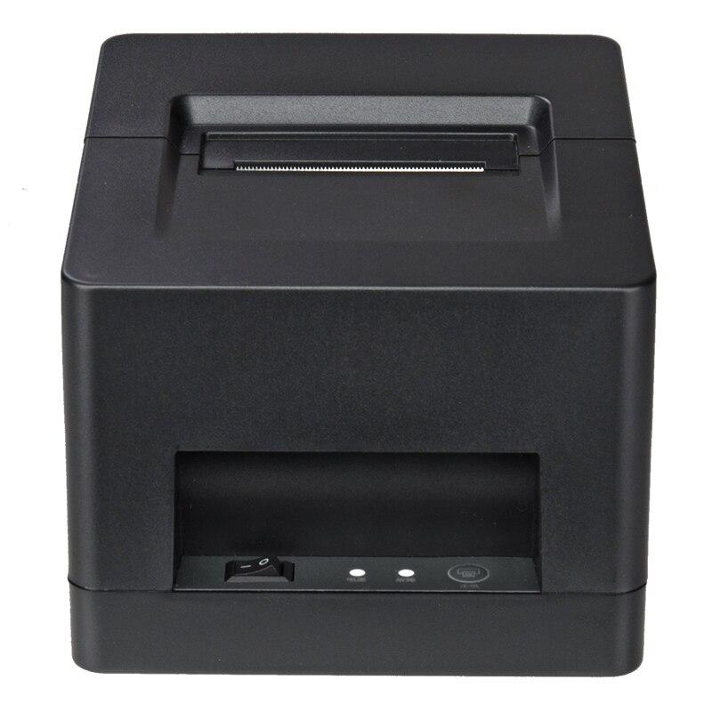 Deli DL-581PW imprimante thermique facture caissier Mini facture automatique réception Bluetooth connexion sans fil Wifi 58mm Ticket Machine