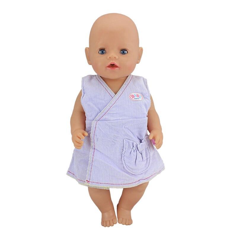 все цены на Purple New Dress Clothes Wear for 43cm Baby Born zapf, Children best Birthday Gift(only sell clothes) онлайн