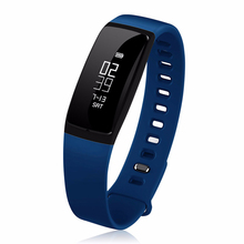 Bluetooth Умный Браслет V07 Кровяное Давление Шагомер Умный Браслет Монитор Сердечного ритма Водонепроницаемый IP67 SmartWirstband