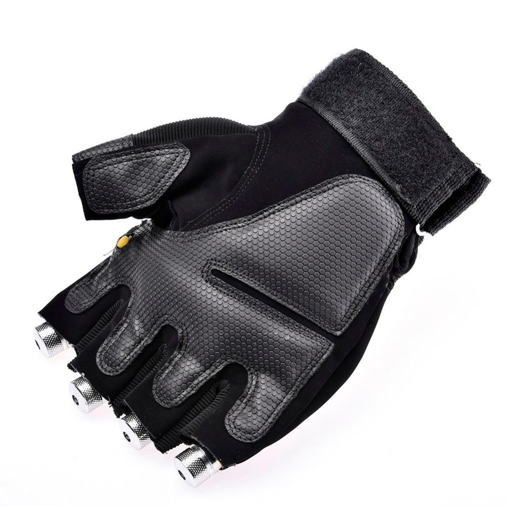 dj laser gloves