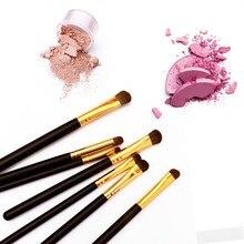 Promotion 4/5/7/8pcs Blending Pencil Foundation Eye Shadow Makeup Brushes Eyeshadow Eyeliner Brush TF