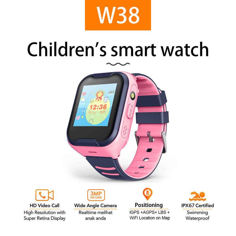 W38 Children's Smart Watch with Camera 4G+ Video Call Smart