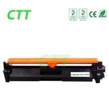 CF218A 18A 218A совместимый тонер-картридж для HP LaserJet Pro M104a/M104w MFP M132a/132nw/132fn/132fw Нет чип