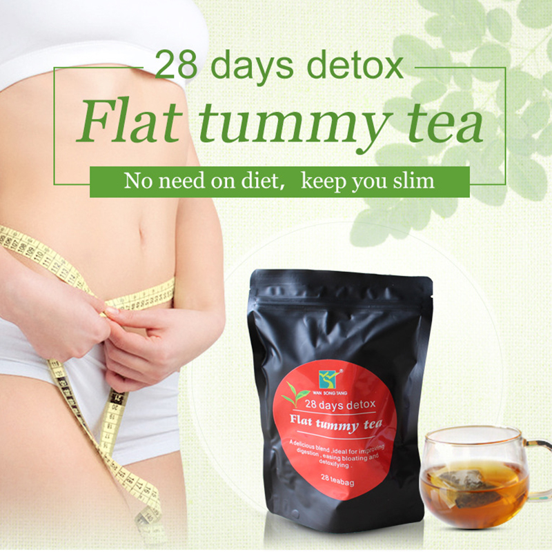 Men Women Slimming Products 28bags Morning & Night Drinking Detox Products Fat Burner Loss Weight Diet Adelgazar Healthy Body