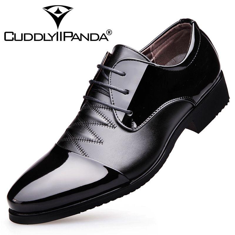 Formal Big Size Shoes