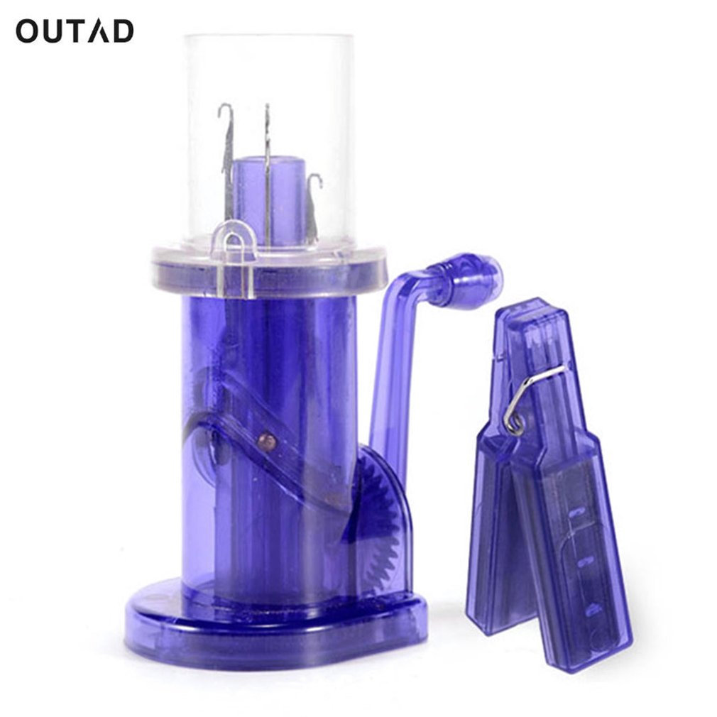 OUTAD Women Bracelets Plastic Sewing Knitting Needles Accessories Hand Woven Tools Winding Machines Woven Wire Handmade RopesOUTAD Women Bracelets Plastic Sewing Knitting Needles Accessories Hand Woven Tools Winding Machines Woven Wire Handmade Ropes