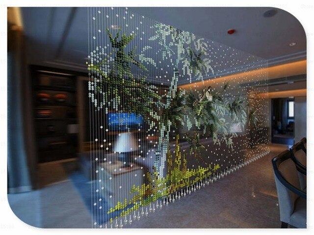 Tende Di Tulle Ikea : Personalizzare acrilico di cristallo di bambù ikea tenda di