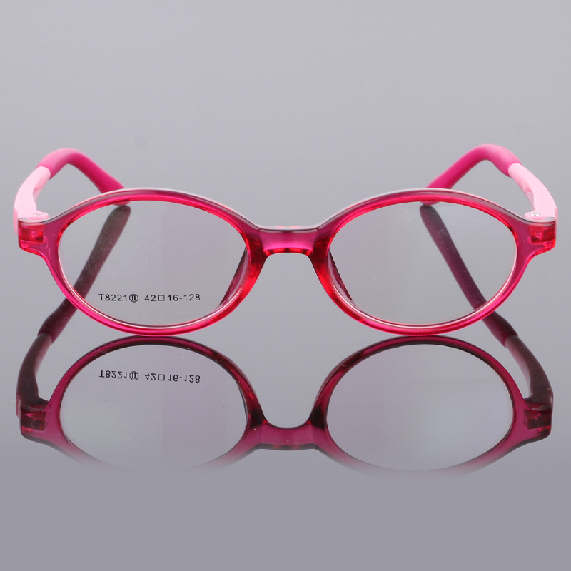 Tromba Occhiali Bimbo Bimba Occhiali Da Vista TR90 Leggero Flessibile Struttura Eyewear Bambini Occhiali Da Vista telaio 8221