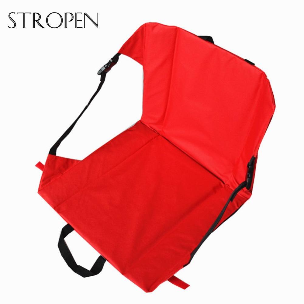 Portable Travel Seat Cushion Pad Festival Foldable Foam Mat Camp Furniture